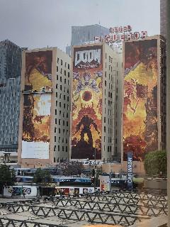 doom eternal building