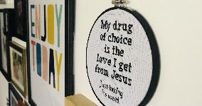 jesus drug weed
