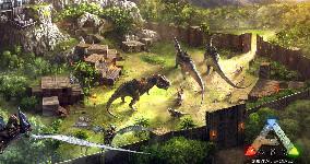ark survival evolved base wallpaper 6801