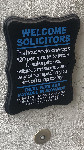 solicitor welcome sign