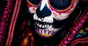 sugar skull day of dead