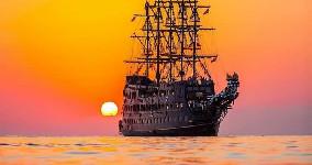pirate ship turkey
