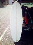 surfboard many fins