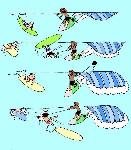surf paddleboard