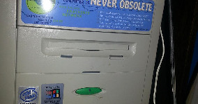 never obsolete computer